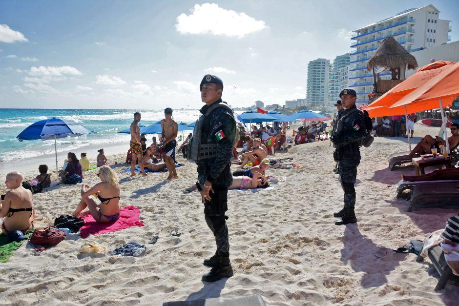 "¿Turistas estadounidenses corren ""peligro de muerte"" al viajar a México?"