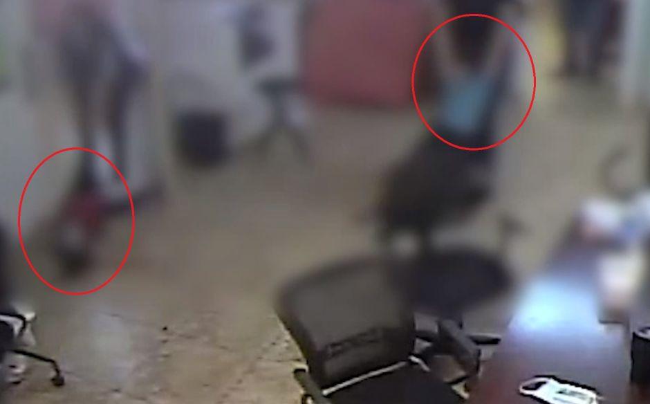 Videos revelan maltrato a menores migrantes detenidos