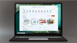 Microsoft presenta la nueva app de Office para Windows 10
