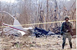México pide ayuda a EEUU para investigar accidente de helicóptero donde murió gobernadora de Puebla