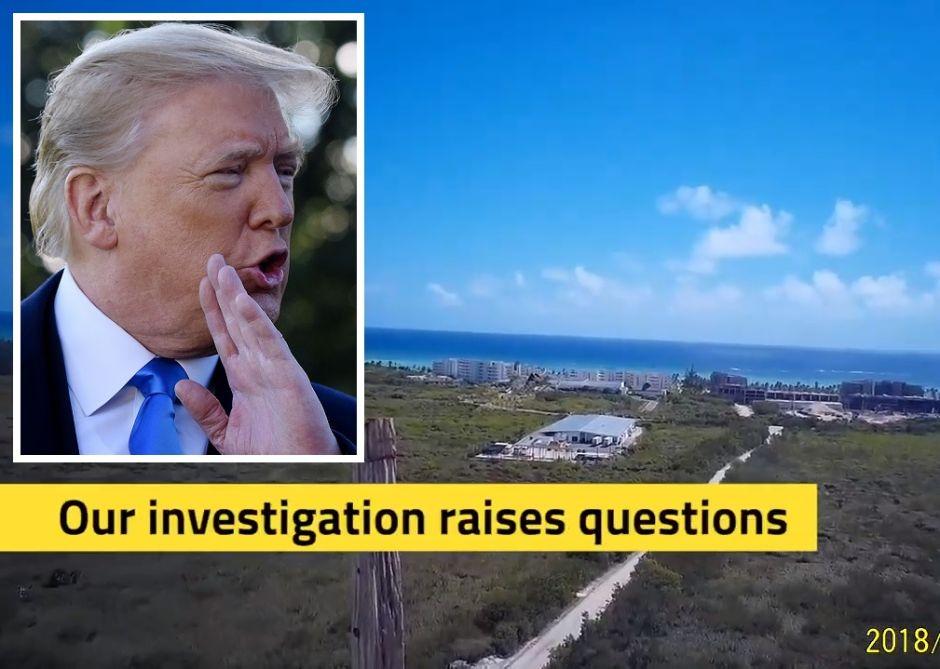 "Acusan que Trump desarrolla ""proyecto secreto"" en Cap Cana, República Dominicana"