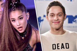 Ariana Grande se deshace de tatuaje en honor a su ex Pete Davidson