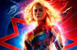 Brie Larson 'asustada' con las expectativas altas para 'Captain Marvel'