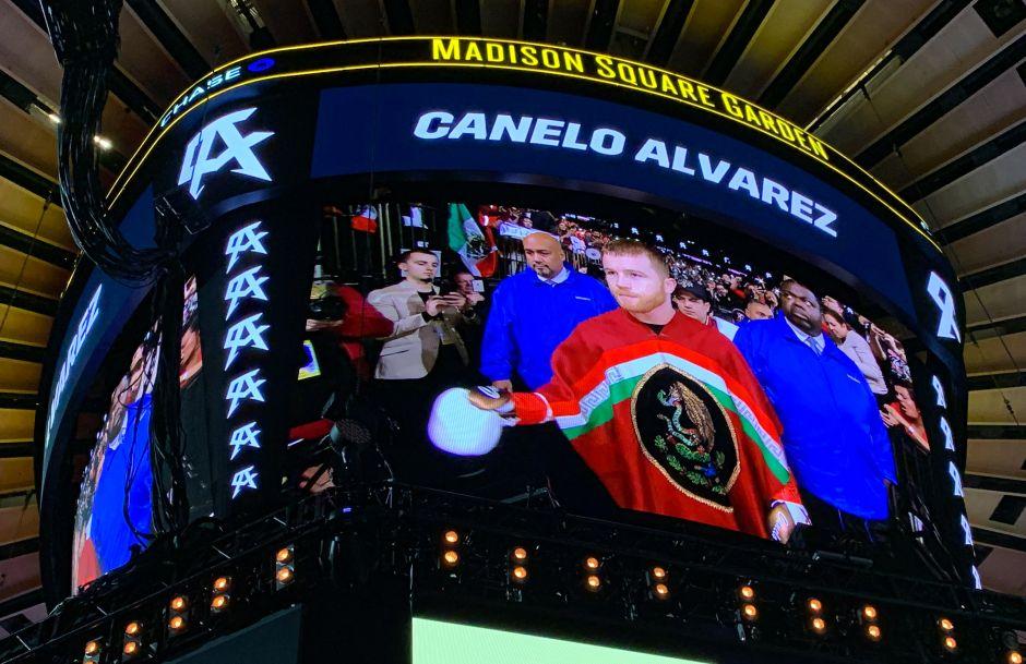 México se tomó el Madison Square Garden de Nueva York