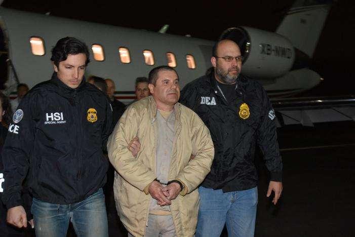 """Abogado criminalista opina que """"El Chapo"""" sale de la cárcel """"pero en camilla a la funeraria"""""""