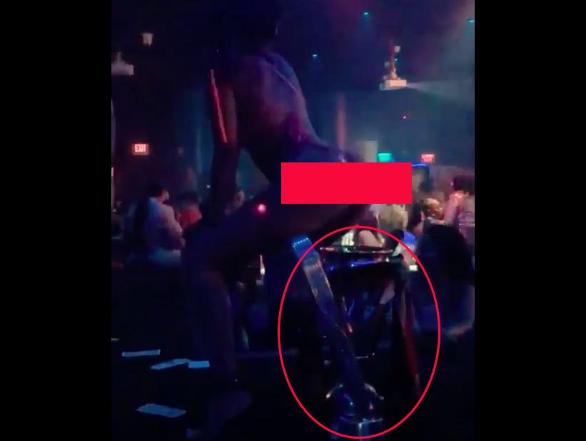 VIDEO: Jugadores del Atlanta United llevan la MLS Cup a club de striptease