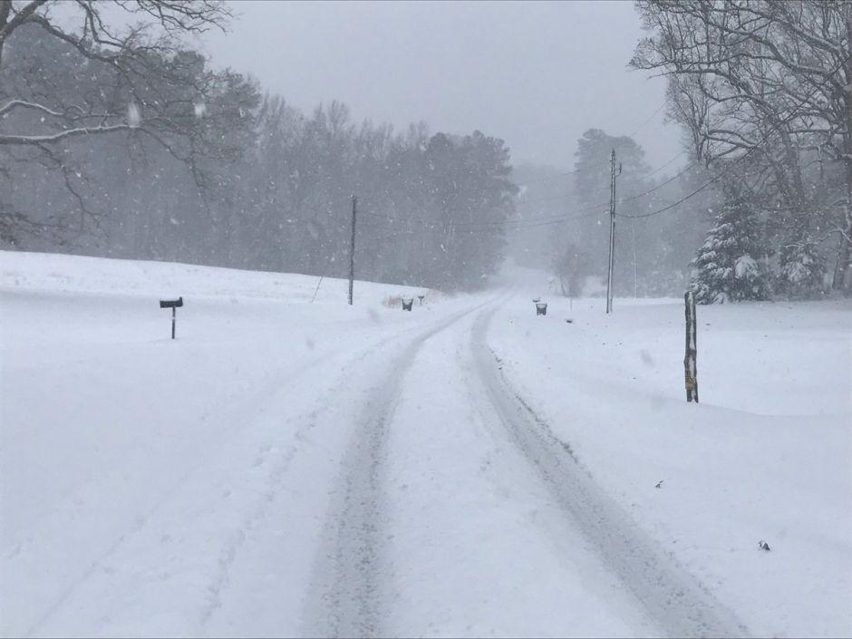 Las ciudades que tendrán nieve en la Nochebuena y la Navidad