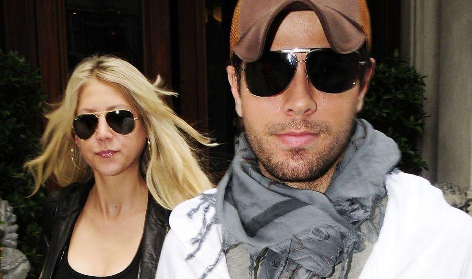 La familia de Julio Iglesias reacciona ante el nuevo hermano de Enrique y nuevo cuñado de Anna Kournikova