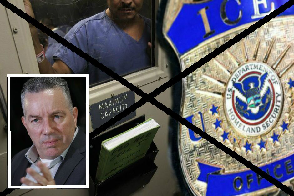 Nuevo Sheriff latino de Los Ángeles promete sacar a ICE de las cárceles
