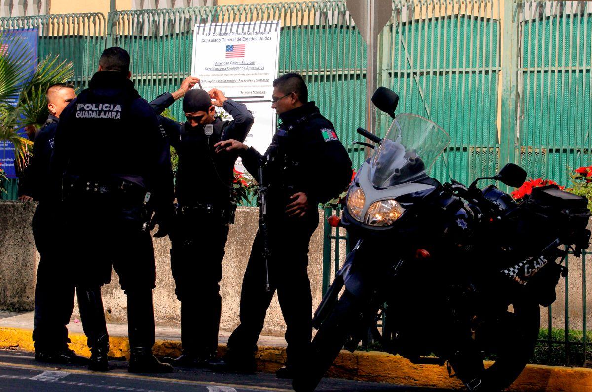 Ejecutan a 7 policías en Jalisco, donde opera CJNG