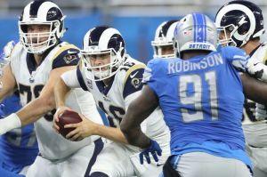 Los Angeles Rams se convierte en el primer clasificado a los Playoffs de la NFL
