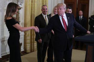¿Melania tiene más influencia en Trump de la que muchos creen?