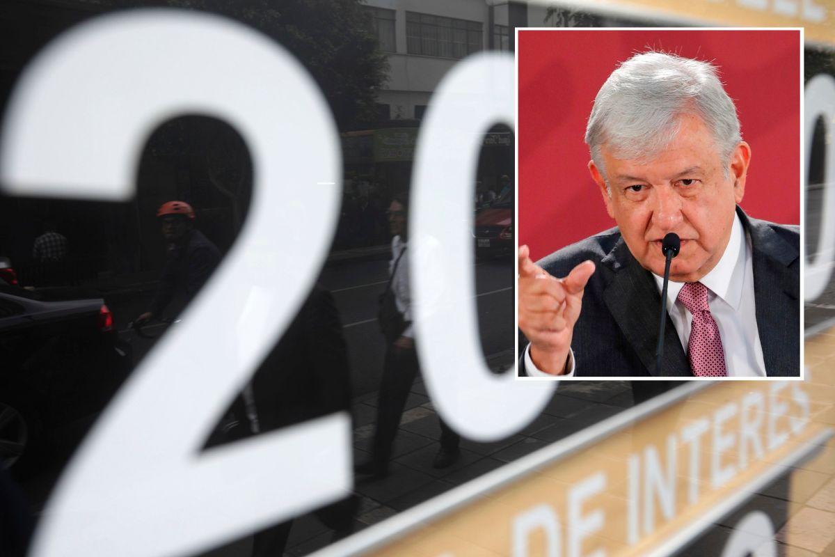 Peso mexicano casi alcanza los $21 pesos por dólar complicando escenario a AMLO