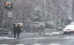 La gran tormenta invernal Diego durará casi dos semanas en EEUU