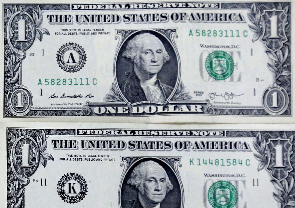 ¿A cuánto está el dólar en México? Enero 30 de 2019
