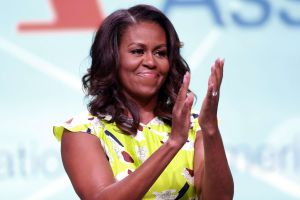 Michelle Obama ya piensa en retirarse de la vida pública