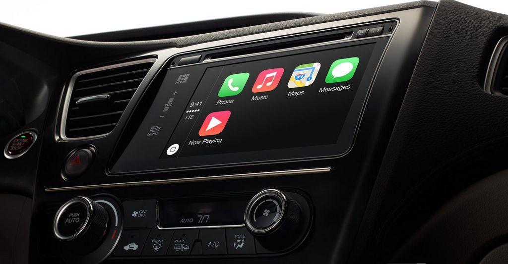 El Apple CarPlay y Android Auto son lo más sobresaliente en dispositivos técnicos para autos