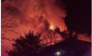 Cigarrillo desata incendio y arrasa 31 hogares en Nueva Jersey