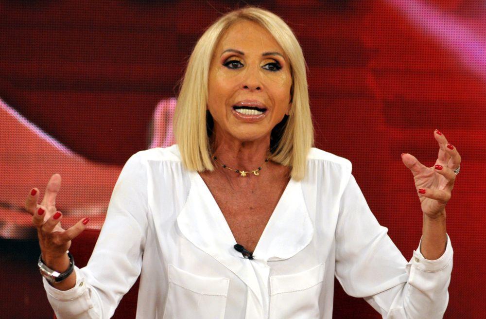 Laura Bozzo desmiente la noticia de su muerte