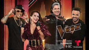 'La Voz': Todos los detalles de la apuesta de Telemundo para el 2019