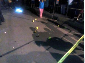 Un muerto y dos heridos en Honduras por una bala perdida en Nochebuena