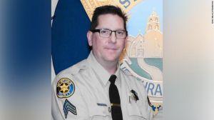Sheriff: La bala que mató a un alguacil en la masacre de Thousand Oaks fue de otro oficial