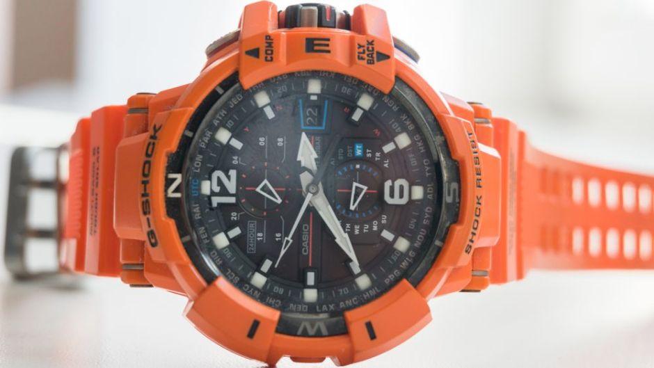 Los 4 mejores relojes digitales marca Casio para hombres