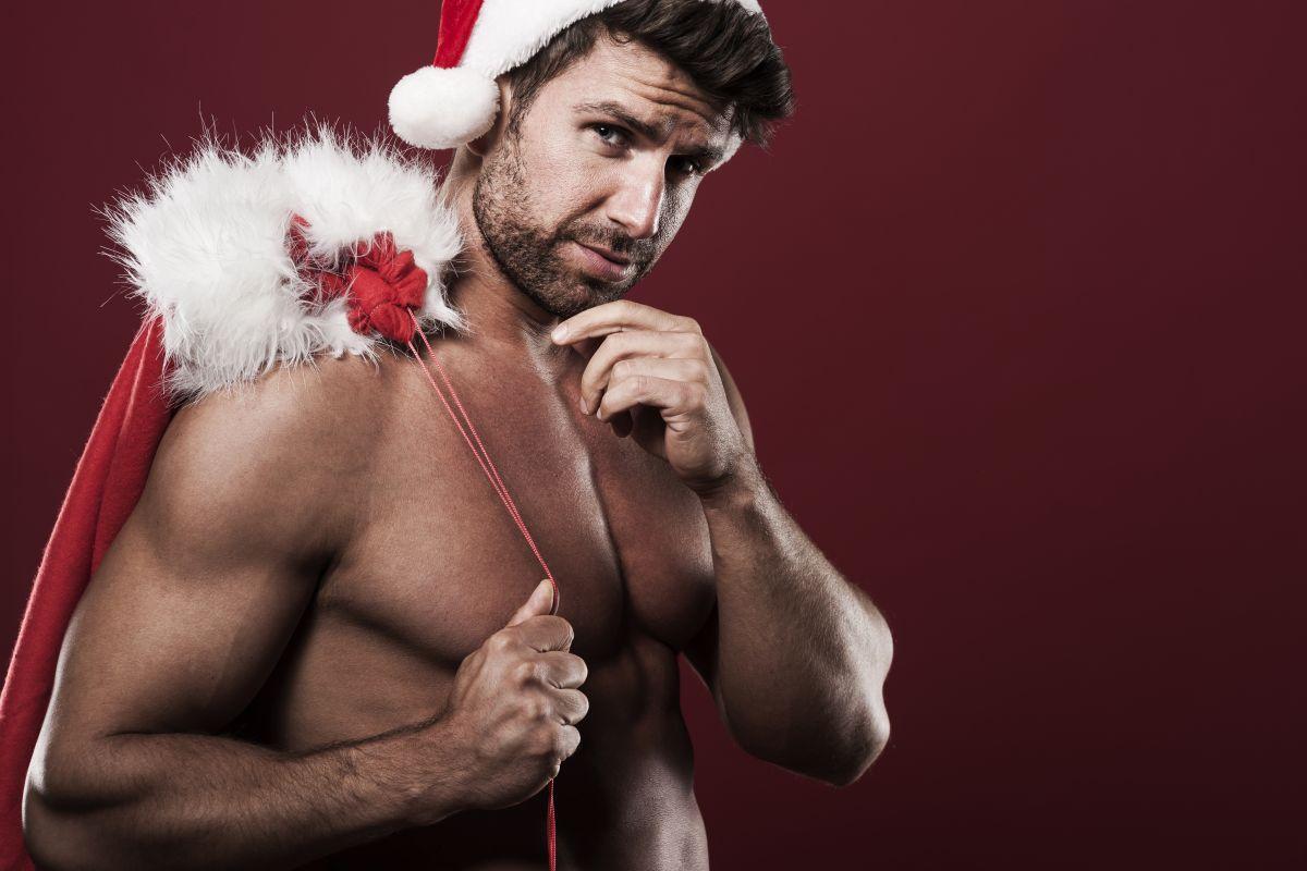 Pídele a Santa un muñeco de carne y hueso