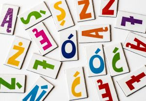 Letras: ¿Con o sin acento? Depende...
