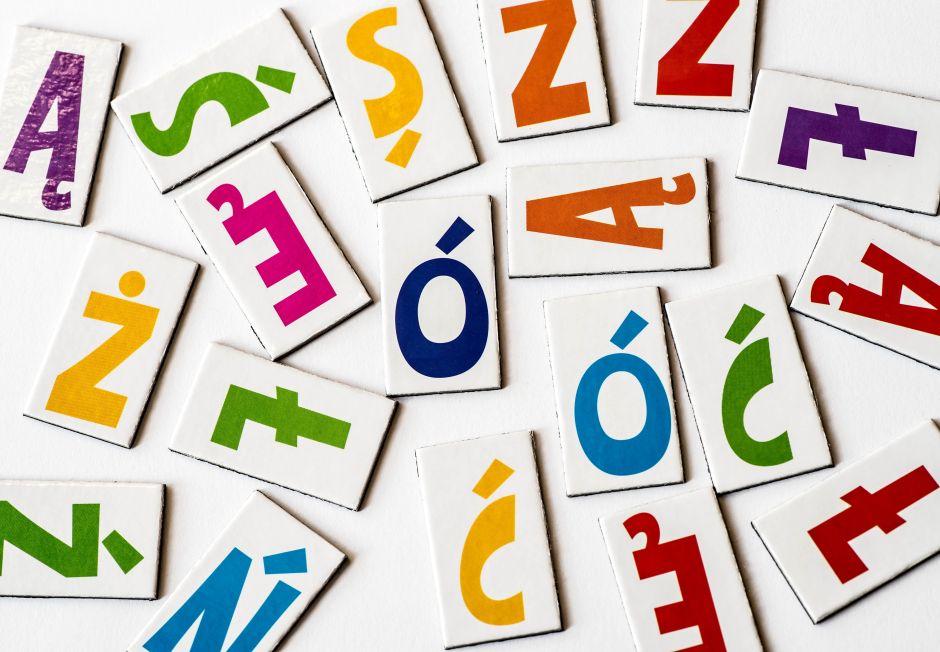 Letras: ¿Con o sin acento? Depende…