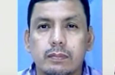 """El exmilitar ecuatoriano mencionado en el juicio de """"El Chapo"""" que acaban de arrestar"""