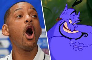 Primera foto de Will Smith como El Genio de 'Aladdin' divide opiniones