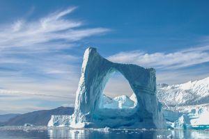 Un festival reúne a los mejores artistas que trabajan con el hielo, ¡escalofriantes imágenes!
