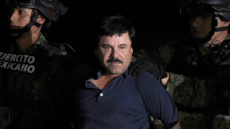 "Abogados de ""El Chapo"" buscan que regrese a México, piden anular su extradición a EEUU"