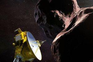 Ultima Thule: la sonda New Horizons envía la primera imagen del objeto más distante del Sistema Solar