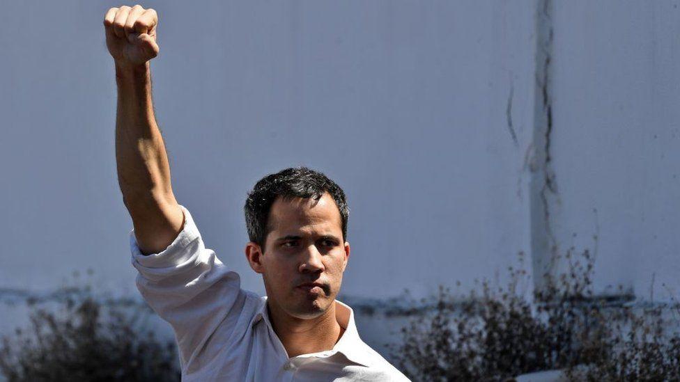 """Parlamento Europeo a Maduro: detener a Guaidó sería """"una declaración de guerra"""""""