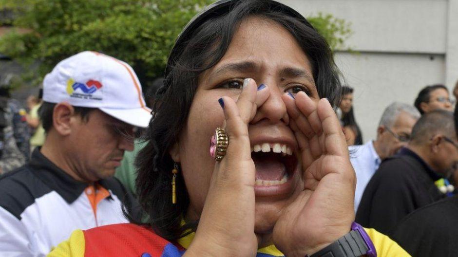7 gráficos que explican la situación económica y política en Venezuela