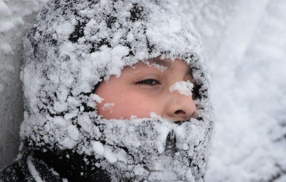¿Cómo actúa el frío ártico sobre nuestros cuerpos?
