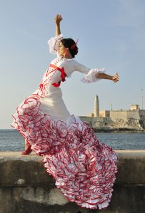 Danza flamenca con sabor cubano en el Joyce Theater