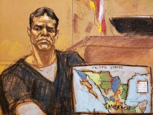 """¿Vicente Zambada fue doble agente de la DEA y por ello declaró contra """"El Chapo""""?"""
