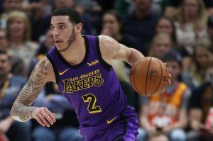 Se confirma baja de seis semanas de Lonzo Ball para Los Angeles Lakers