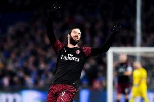 Ni lo disfrutaron: El 'Pipita' Higuaín se irá del Milan al Chelsea