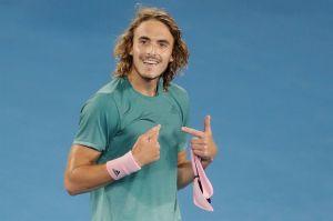 El joven griego Stefanos Tsitsipas elimina a Roger Federer del Abierto de Australia