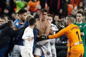 Tiempo Extra: Valencia necesitaba un milagro, Rodrigo lo sacó del sombrero