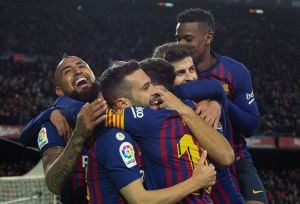 Tiempo Extra: El Barcelona remontó y destrozó al Sevilla