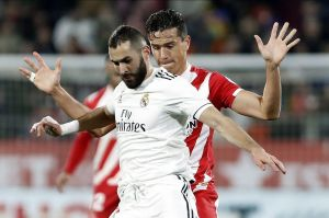 Karim Benzema ya superó a Hugo Sánchez como goleador del Real Madrid