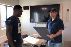Brandin Cooks sorprendió al intendente de los Rams con boletos para el Super Bowl