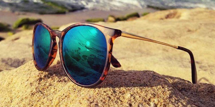 5 gafas de sol con estilo vintage para mujeres