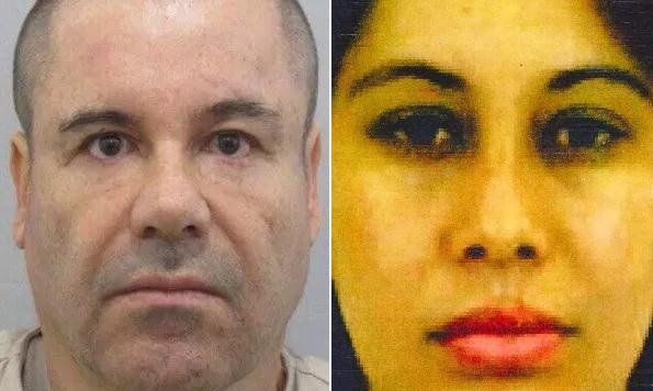 """La carta de amor que """"El Chapo"""" mandó a la """"Chapodiputada"""" desde la cárcel"""
