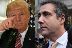 """Adelantan que Michael Cohen dejará """"muy mal parado"""" a Trump en la Cámara"""